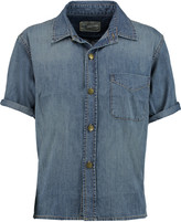 Current/Elliott The Costa denim shirt