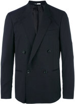 Paul Smith double breasted blazer - men - Viscose/Mohair/Wool - 38