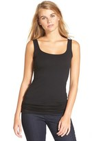 BP Junior Women's Double Scoop Tank