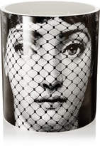 Fornasetti Burlesque Scented Candle, 1.9kg - White