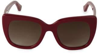 Gucci 51MM Acetate Sunglasses