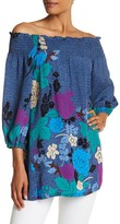Plenty by Tracy Reese Off-the-Shoulder Chemise Blouse