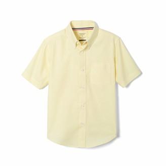 French Toast Little Boys' Short Sleeve Oxford Dress Shirt