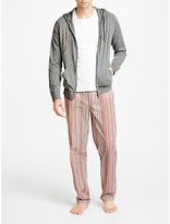 Paul Smith Loungewear Loopback Hoodie