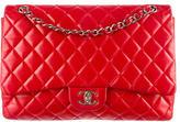 Chanel Lambskin Classic Maxi Single Flap Bag