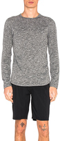 Reigning Champ Mesh Crew in Gray. - size L (also in S)
