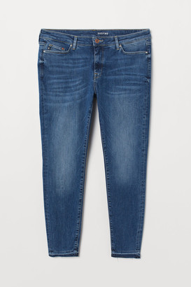 H&M H&M+ Shaping Skinny Jeans - Blue