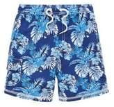 Minoti Tropical Print Swim Shorts