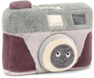 Jellycat Wiggedy Lilttle Snappers Plush Camera Toy