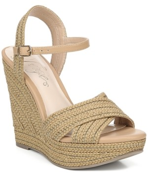 Fergie Belize Wedge Sandals Women's Shoes