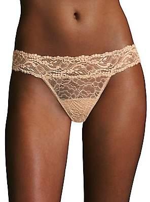 3ca27d90d5f8 La Perla Black Thongs for Women - ShopStyle Canada