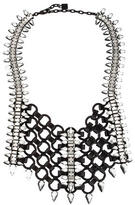 Dannijo Embellished Bib Necklace