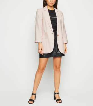 New Look Petite Long Sleeve Blazer