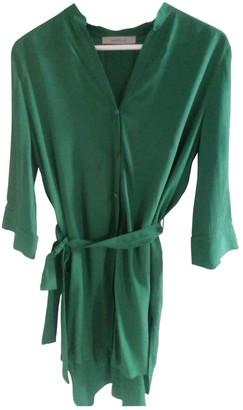 Marella Green Silk Knitwear for Women