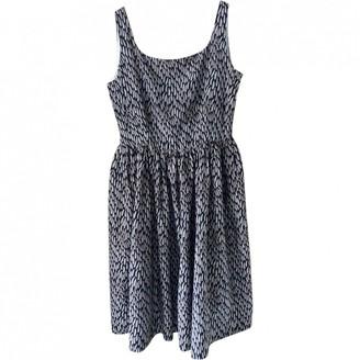 Siyu Black Silk Dress for Women