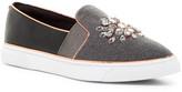 Ted Baker Gheyen Crystal-Embellished Pointy Toe Sneaker