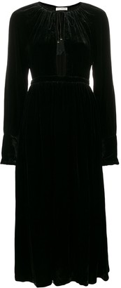 Ulla Johnson Velvet Midi Dress