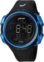Head Men's 'Slalom' Quartz Resin and Rubber Casual Watch, Color: (Model: HE-100-01)