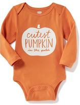 Old Navy Halloween Graphic Bodysuit for Baby