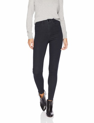 William Rast Women's High Waist Skinny Denim Jean