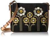 Orla Kiely Suede Embroidery Rosemary