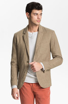 Vince Linen & Cotton Blazer