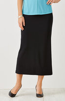 J. Jill Wearever Smooth-Fit Long Skirt