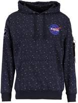 Alpha Industries NASA STARRY HOODY Hoodie blue