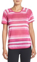 Brooks Ghost DriLayer Stripe Tee