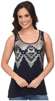 Scully Tulsi Matte Sequin Tank Top