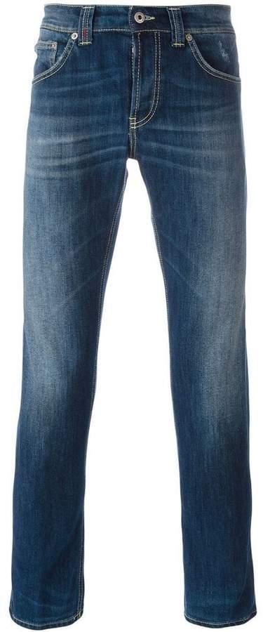 Dondup five pocket slim jeans
