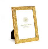 Jonathan Adler Textured Brass Frame
