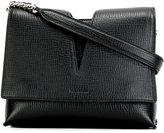 Jil Sander cut-out detail shoulder bag - women - Leather - One Size
