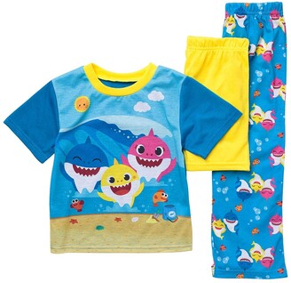 AME Baby Shark Pajama Set