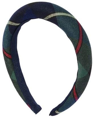 Il Gufo Tartan Headband