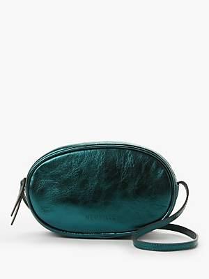 Ovale Neuville Leather Cross Body Bag