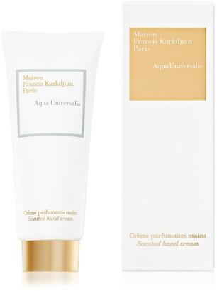 Francis Kurkdjian Aqua Unviersalis Scented hand cream