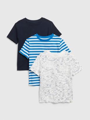 Gap Toddler T-Shirt (3-Pack)