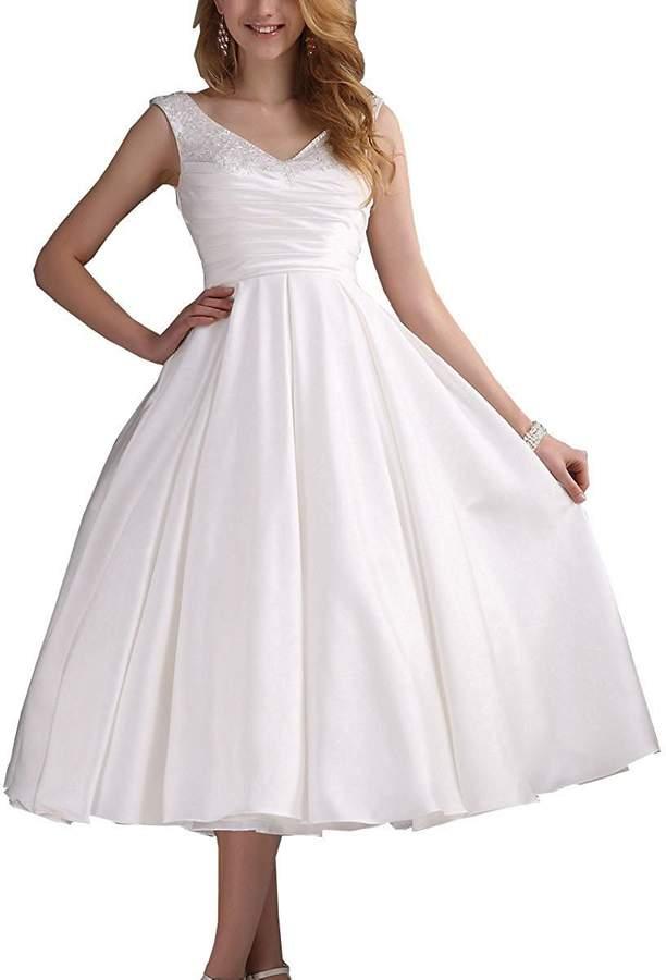 602898d159d1d White Coloured Bridal Shoes - ShopStyle Canada