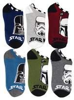 Star Wars Boys' 6 Pack Low Cut Socks