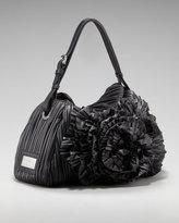 Valentino Eco Leather Petal Hobo