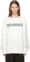 Yang Li Off-white Samizdat Reference T-shirt