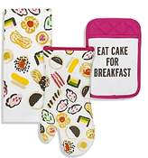 Kate Spade Eat Cake For Breakfast 3-Piece Gift Set