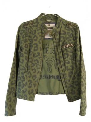 Tommy Hilfiger Khaki Denim - Jeans Jacket for Women