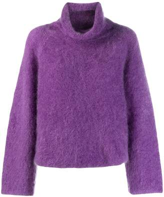 Fabiana Filippi roll-neck sweater