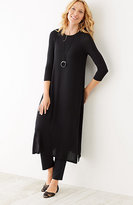 J. Jill Wearever Ultrafine Long Tunic