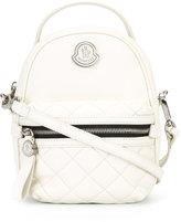 Moncler Georgine crossbody bag - women - Lamb Skin/Polyester - One Size