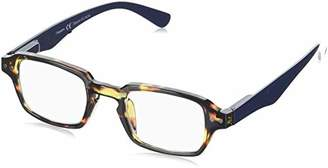 Peepers Unisex-Adult Fair and Square 2343300 Square Reading Glasses