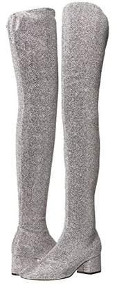 Kate Spade London (Silver) Women's Boots