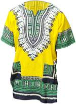 Dupsie's African Print Dashiki Shirt from S to 7XL Plus